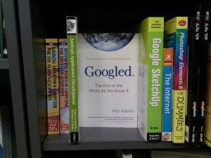 Google Books Clive Darra. Flickr. CC BY SA
