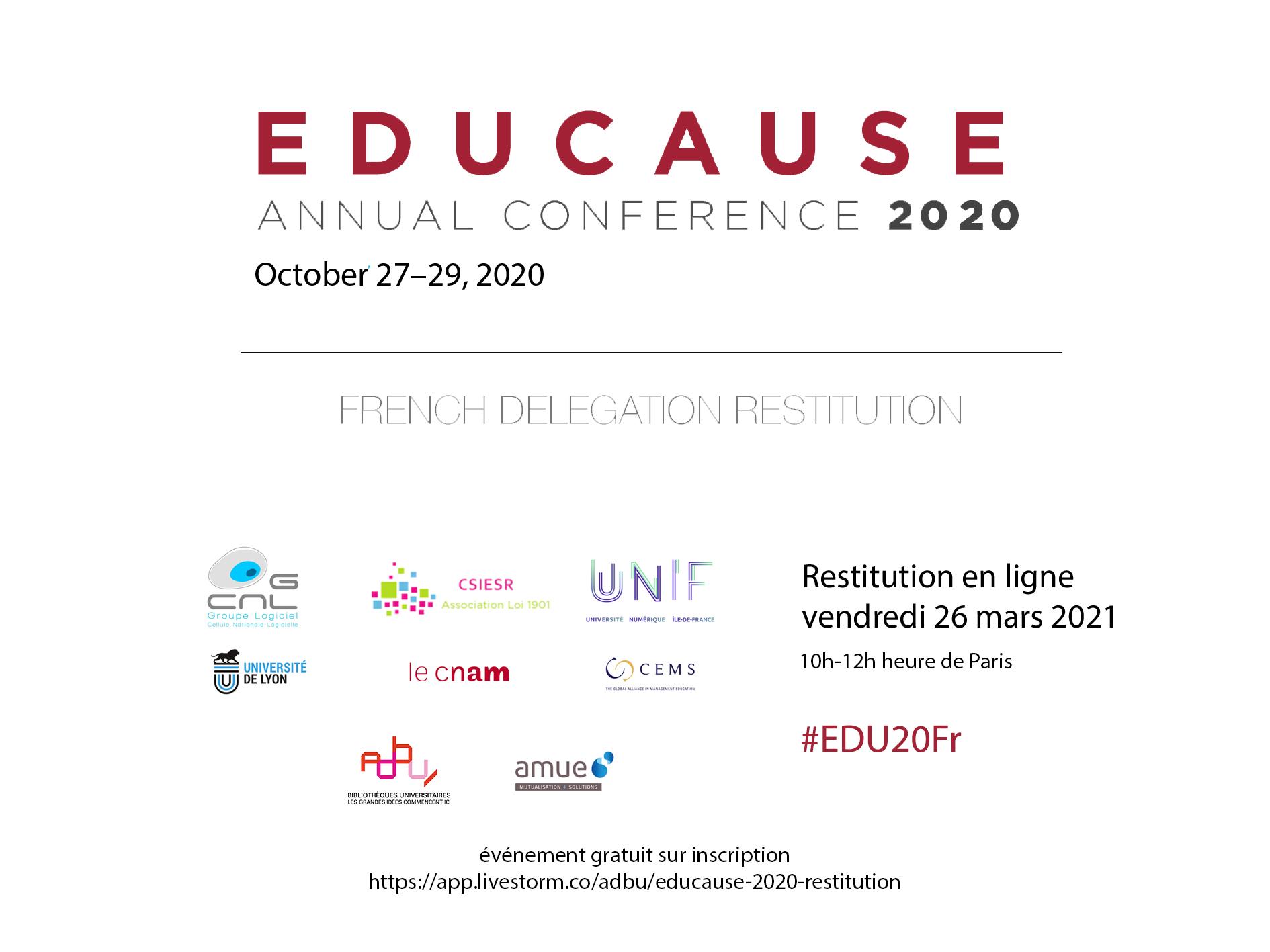 EDUCAUSE 2021 Slide